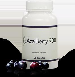 AcaiBerry900 – это 100% натуральная пищевая добавка из ягод Асаи с берегов Амазонки.